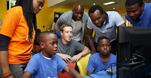 Mark Zuckerberg meets Nigerian digital entrepreneurs