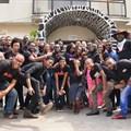 Ringier team, Lagos