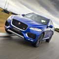 Jaguar F-Pace is a class act
