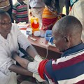 Mobile screening program for hypertension and diabetes in select local counties in Kenya