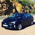 A Toyota Prius - because it's that good or because it's that green?