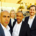 GIBS MBA team heading to finals of 2016 Zurich Enterprise Challenge