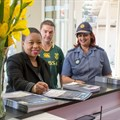 Police contact point opens in Menlyn
