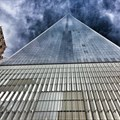 The new One World Trade Center building, made with high-performance concrete. ,