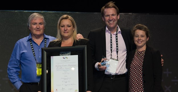 Sandton City wins Spectrum Award for shopping centre marketing