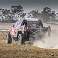 Preparing for Dakar 2017: Toyota Gazoo Racing Team tests new Hilux Evo