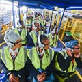 Learners get in on manufacturing action