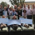 City Lodge Hotel Group donates R430,000 on behalf of its guests to three worthy causes