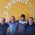 OFyt creatives, left to right: Greg Burke, Chris Gotz, Kelly Putter, Jono Shubitz.