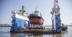 Osprey tug launch
