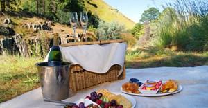Sani Pass picnic