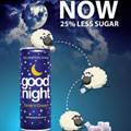Good Night Drink just got renewed with 25% less sugar