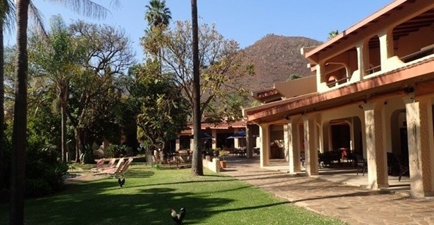 Protea Hotel Malaga, a classic rest-stop where road meets nature
