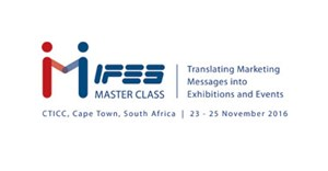 International events and exhibitions Master Class comes to Cape Town