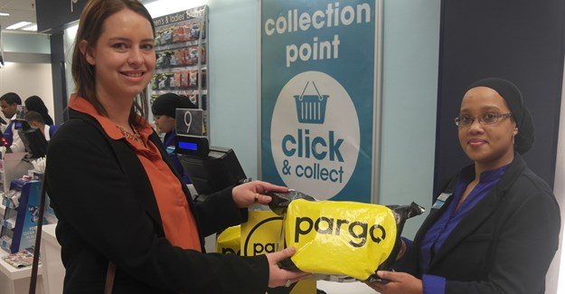Clicks and Pargo partners for online shopping delivery solution