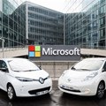 Microsoft and Renault-Nissan join forces in connected car push