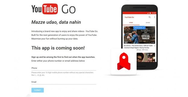 YouTube Go turns YouTube into offline video portal