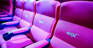 4DX cinema opens in Johannesburg