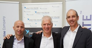 L-R: Eran Feinstein, Offer Gat and Peter Harvey