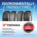 New Yokohama mileage warranty available at Tiger Wheel & Tyre