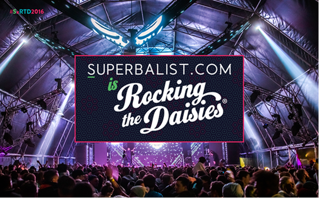 Prepare for Superbalist is Rocking the Daisies