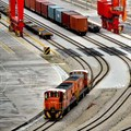 #ARE2016: Improving port connectivity with rail networks