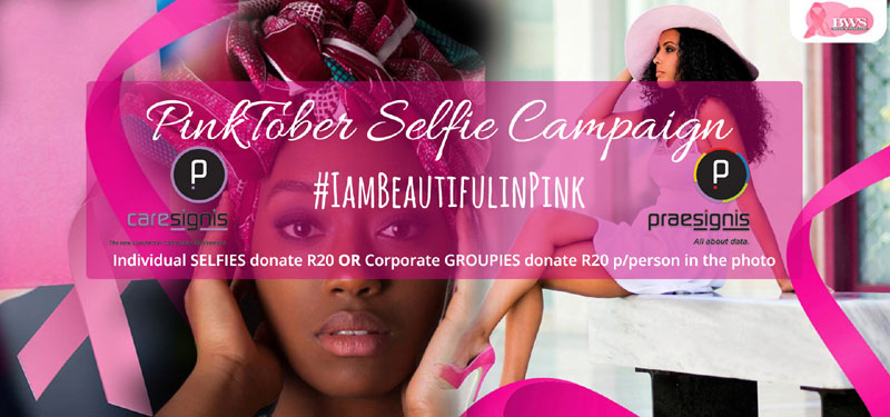 Technology goes pink this October!