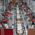 320 new robots to enhance Volkswagen SA production