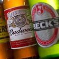 AB InBev, which produces Budweiser, is the world's top brewer ()