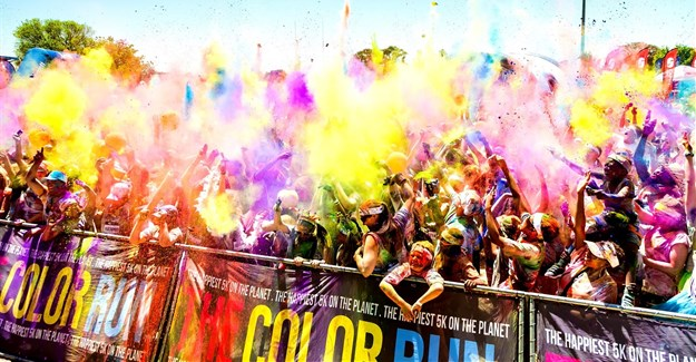 The Color Run comes to Cape Town