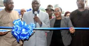 Opening of 4th Samsung Smart School in Nigeria