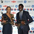 Mwilu and Idi share 'CNN MultiChoice African Journalist of the Year' Award