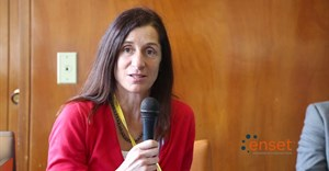 Jeri Curry, president and CEO, Enset (Image source: YouTube)