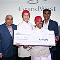 GrandWest CSI School Cook-Off winners
