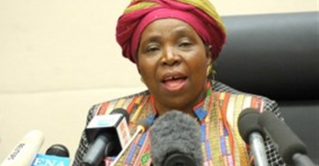 Dr Nkosazana Dlamini Zuma. Source: All Africa