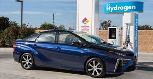 The 'dirty' way Toyota is creating cleaner fuel