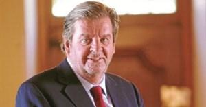 Johann Rupert. Picture: