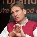 Famous Brands CEO Darren Hele. Picture:
