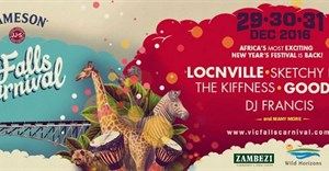 GoodLuck to headline Jameson Vic Falls Carnival