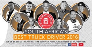 Celebrating SA's top truck drivers