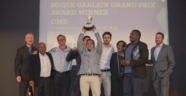 Roger Garlick Award Winners - OMD