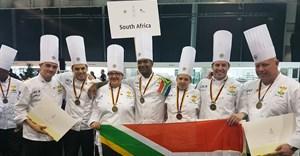 SA National Culinary Team put their best foot forward at Culinary Olympics