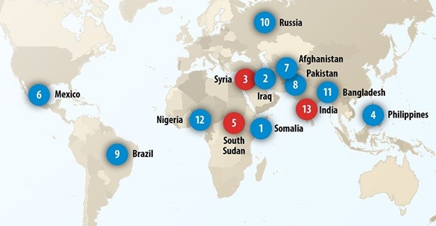 Where journalists are murdered and killers go free