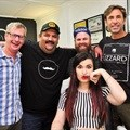 Durban celebs and Movember ambassadors join two shave-off events
