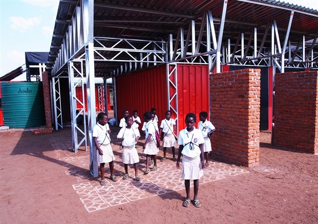Architecture for a Change's Malawi School