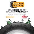 ContiSure Warranty takes the sting out of tyre replacement