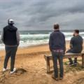 Team INJOZI, at the beach.