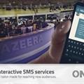 Al Jazeera, ONEm partner on mobile news