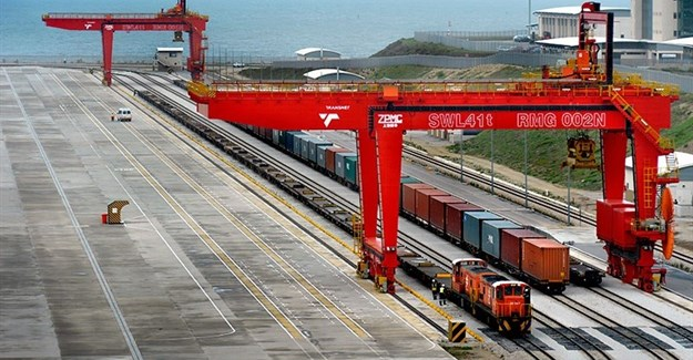 Transnet partners with GE Transportation to digitise SA supply chain