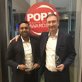 TLC Marketing Worldwide takes home a Gold and Silver at this year's POPAI Awards!